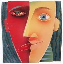 Yin & Yan Masks